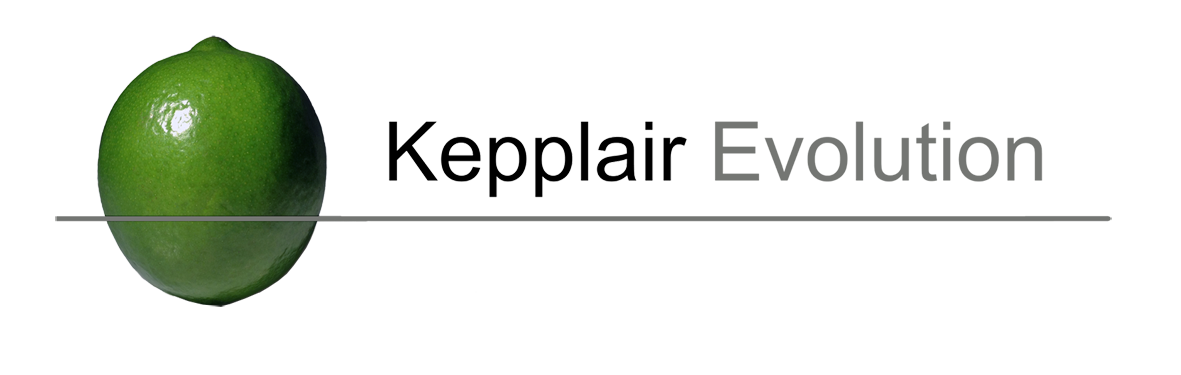 Kepplair Evolution